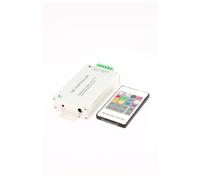 Dálkový ovladač pro LED RGB pásky RF4 12-24V 3x4A