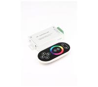 Dotykový ovladač  LED RGB pásky RF5 12-24V 3x4A