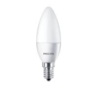 CorePro LEDcandle ND 5.5-40W E14 840 B35 FR