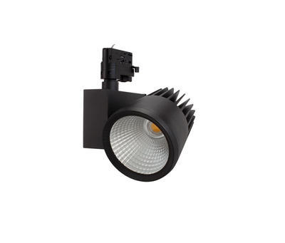 LED2 SHOP LIGHT 45 30° ČERNÉ LIŠTOVÉ 3000K - 1