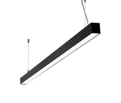 LED2 LIPO 113 P-Z, B ZÁVĚSNÉ ČERNÉ 3000K - 1