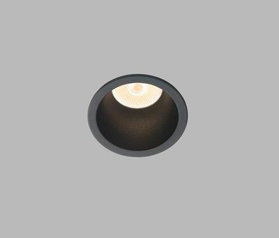 LED2 RAY XS, B ZÁPUSTNÉ ČERNÉ - 1