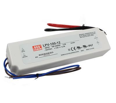 Mean Well LPV-100 12VDC