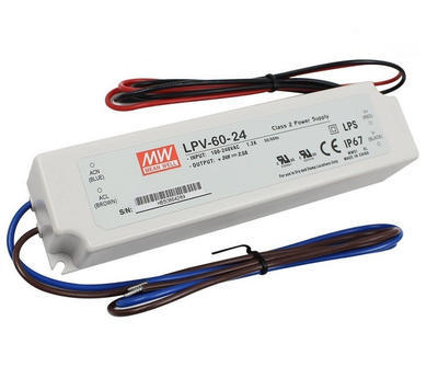 Mean Well LPV-60  24VDC