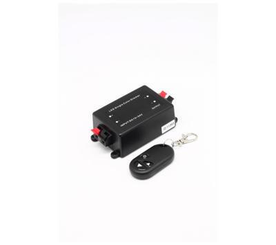 Dálkový stmívač pro  LED pásky RF1 12-24V 8A - 1
