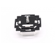 LED stmívač otočný RF pro LED pásky LL 8A ROT - 1/2