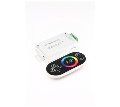 Dotykový ovladač  LED RGB pásky RF5 12-24V 3x4A - 1