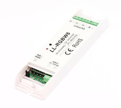 LED RGBW6 přijímač - 1