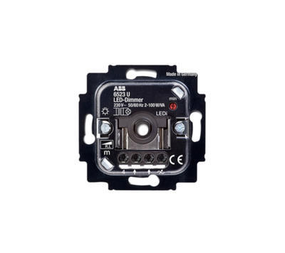 Stmívač LED žárovky LED Dimmer ABB 6523 U-500 - 1