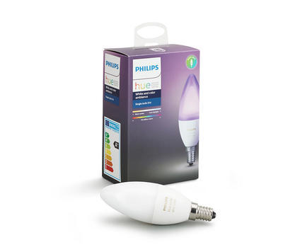 Philips Hue White and Color Ambiance 6W B39 E14 EU - 1