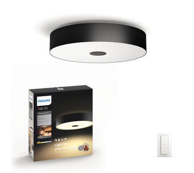 Fair Hue ceiling lamp black 1x39W 4034030P7 - 1