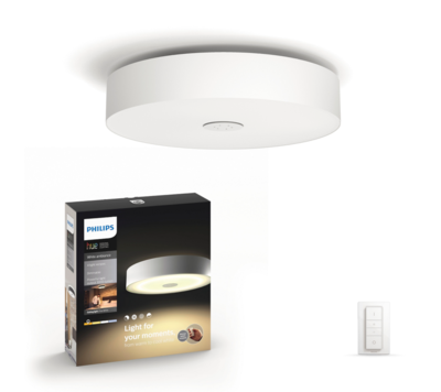 Fair Hue ceiling lamp white 1x39W 4034031P7 - 1