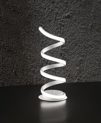 PERENZ - Stolní lampa 6393, Bílá - 1