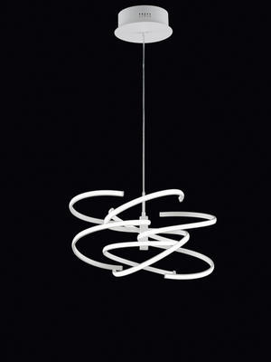 PERENZ - Závěsný lustr, 6397 - bílá - 1