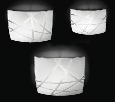 PERENZ - Stropní nebo nástěnné světlo 6564 / 6566 / 6568 - 1