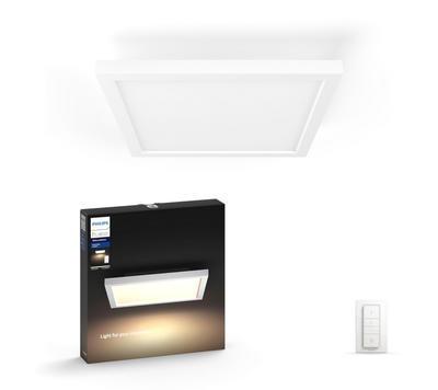 Aurelle ceiling lamp white 28W 230V 30x30 cm - 1