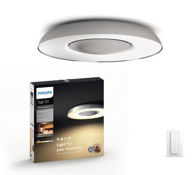 Still Hue ceiling lamp aluminium 1x32W 3261348P7 - 1