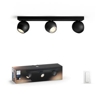 BUCKRAM bar/tube black 3x5.5W 240V - 1