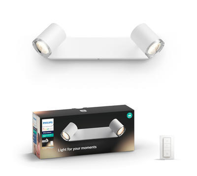 Adore Hue bar/tube white 2x5.5W 230V - 1