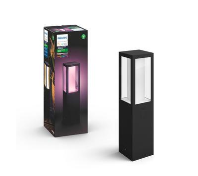 Impress Hue WACA EU pedestal black 1x8W - 1