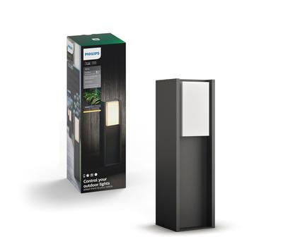 Turaco pedestal anthracite 1x9.5W 230V - 1