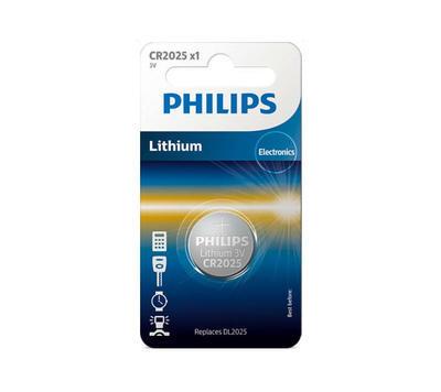 Baterie Philips CR2025/01B Lithium
