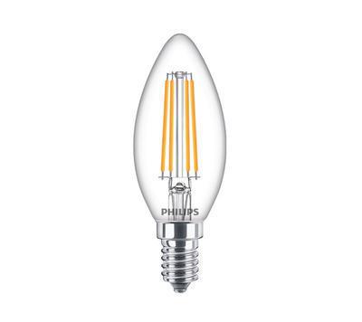 FILAMENT Classic LEDcandle ND 6.5-60W B35 E14 827  - 1