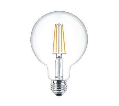 Classic LEDbulb ND 7-60W G93 E27 827 CL - 1