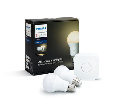 Hue Starter kit 2 SET E27 White A60 - 1