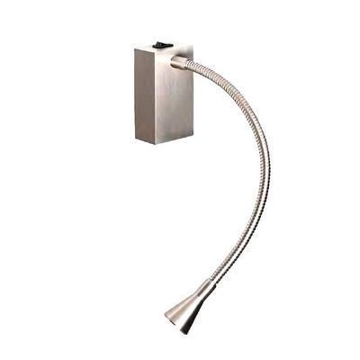 EVO - nástěnná lampa, chrom - 1