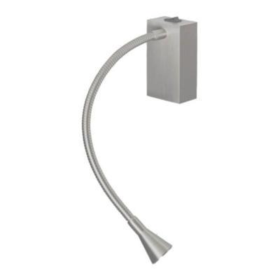 EVO - nástěnná lampa, matný nikl - 1