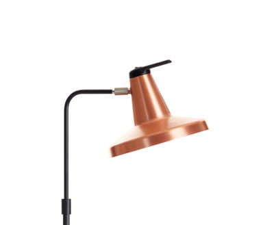 GARÇON - stojací lampa, měděná - 1