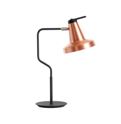 GARÇON - stolní lampa, měděná