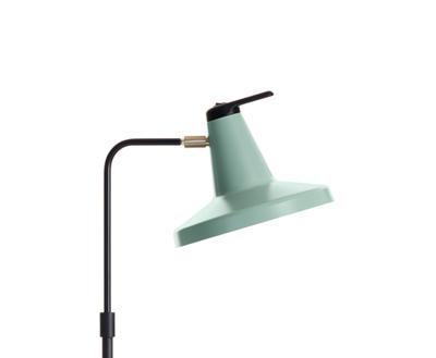 GARÇON - stojací lampa, mátově zelená - 1