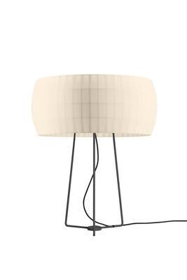 ISAMU - stolní lampa, perlová