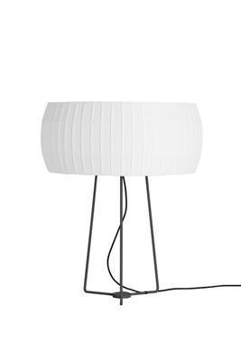 ISAMU - stolní lampa, bílá