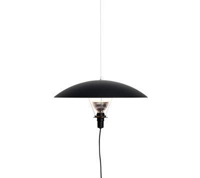 MACAO - závěsná lampa, matně černá