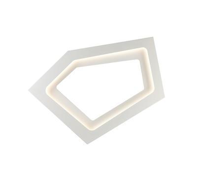 NURA - stropní nebo nástěnné světlo, bílá