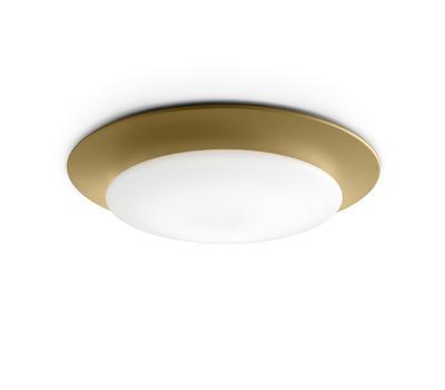 OSLO - stropní nebo nástěnné světlo, zlatá