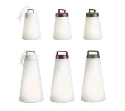 SASHA BATTERY - stolní nebo závěsná lampa - 1