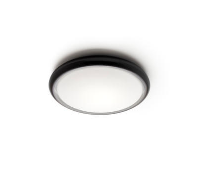 SKY - stropní nebo nástěnné světlo, černázvenku, bílá zevnitř