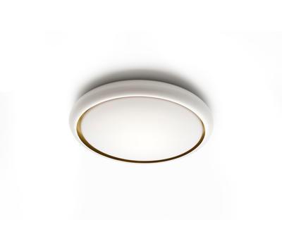 SKY - stropní nebo nástěnné světlo, bílá zvenku, zlatá zevnitř