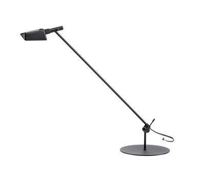 TEMA - stolní lampa, černá
