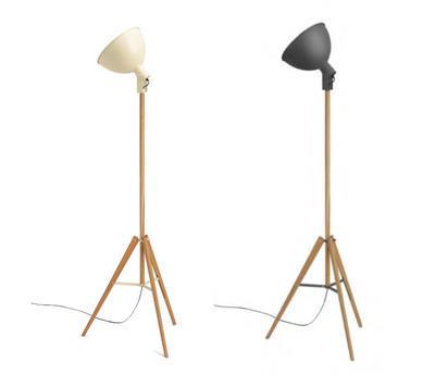TRIPOD F - stojací lampa - 1
