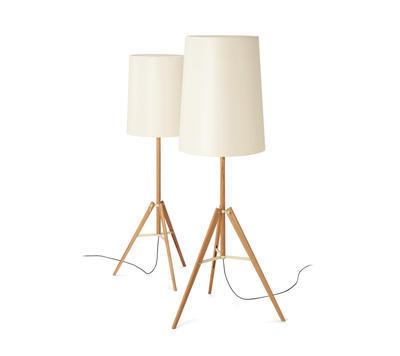 TRIPOD - stojací lampa - 1