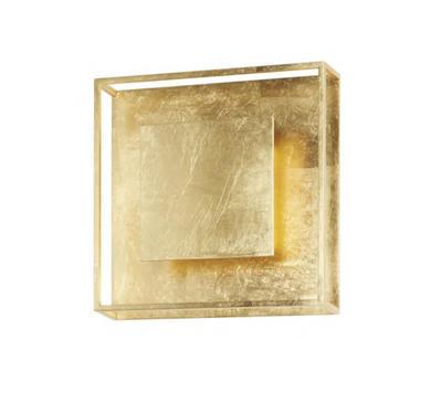YOKO - nástěnné a stropní světlo, zlaté lístky