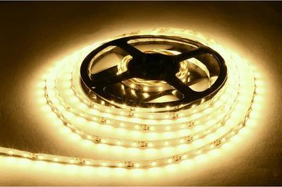 LED páska 3528 teplá bílá 1m 4,8W 12VDC - 2