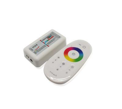Dotykový ovladač MI-LIGHT RGBW 4x6A bílá - 2