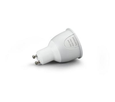 Hue Single bulb GU10 White and color ambiance - 2