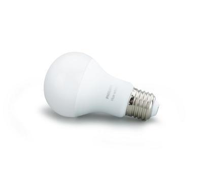 Hue Single bulb E27 White A60 - 2